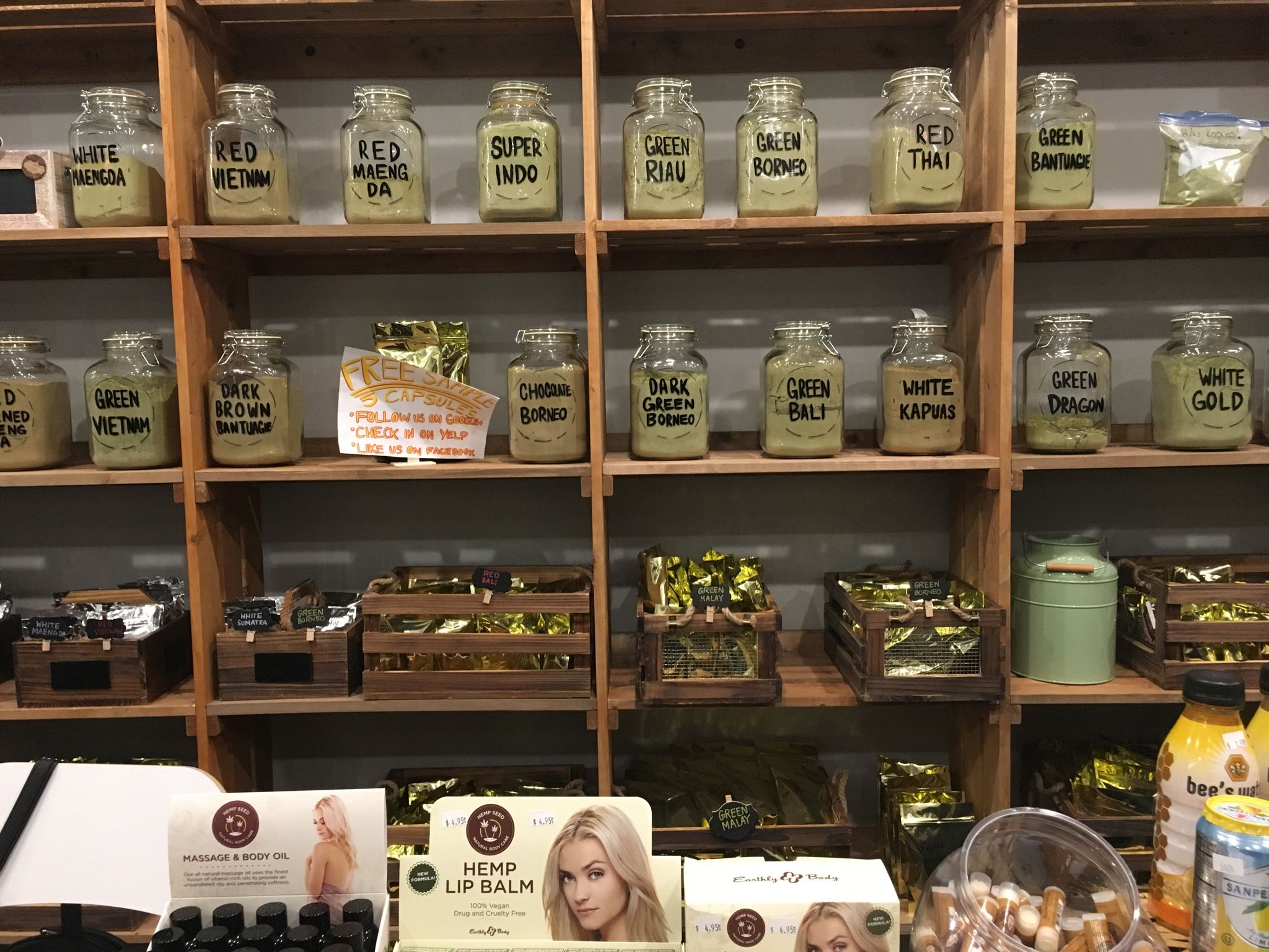 Find Out What Stores Sell Kratom and What to Expect